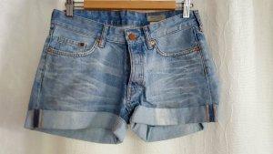 helle Jeans Hot Pants