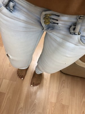 Tally Weijl Low Rise Jeans multicolored