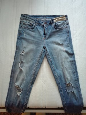 Helle Jeans usedlook