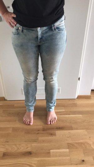 Helle Jeans von H&M ungetragen