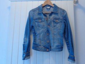 Helle Jeansjacke von H&M