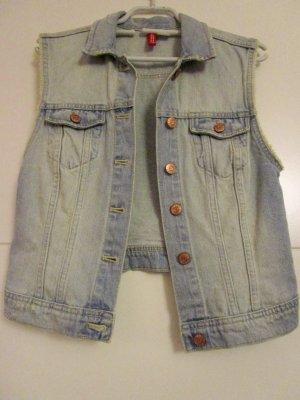 Helle Jeansweste von H&M