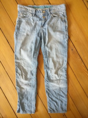 Helle MAC Jeans * stonewashed * loose-fit * Gr. 36