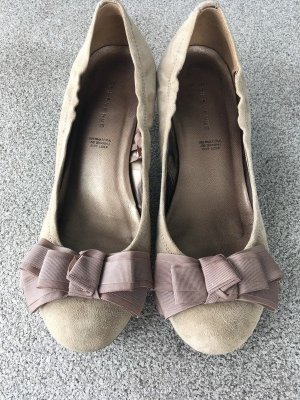 5th Avenue Pumps beige