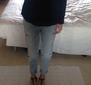 Helle Ripped Jeans von H&M