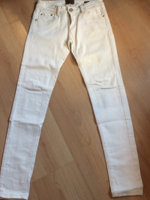 Helle schlichte Jeans