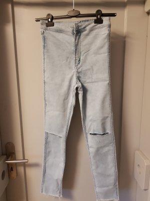 Helle Skinny High waist Jeans von H&M