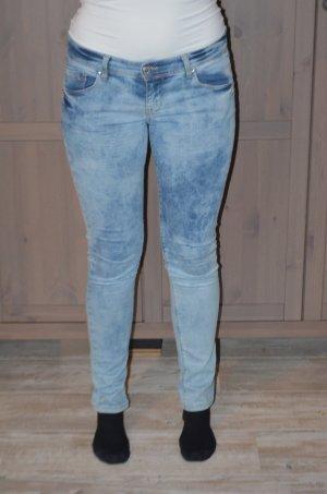 Helle Skinny Jeans Röhre