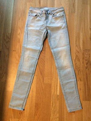 Helle Skinny Jeans von Esprit, 26/32