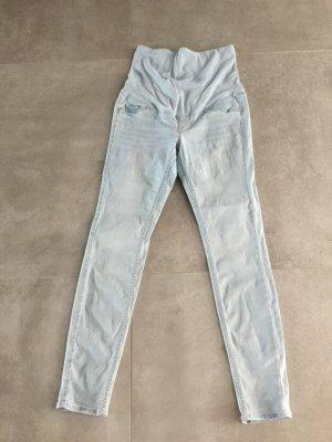 H&M Skinny Jeans light blue