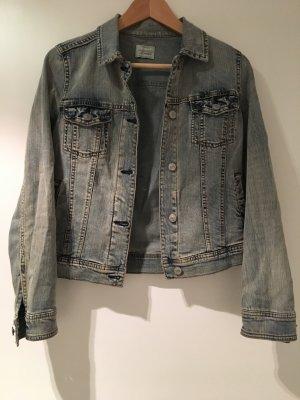 Helle used Jeans Jacke von Mango