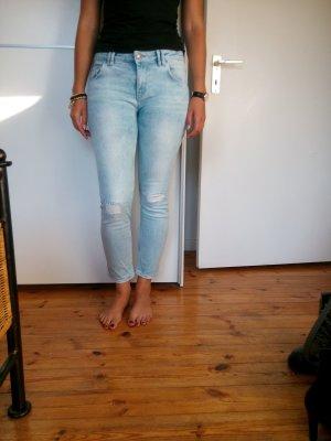 Helle Zara washed Jeans