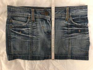Heller Jeans Mini Rock