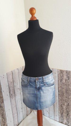 heller Jeans Mini-Rock