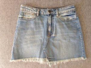 heller Jeans Rock von Double Agent