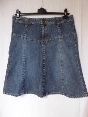 Hellerer Jeans-Rock von H&M
