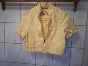 MBJ Cape jaune primevère coton