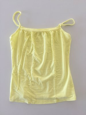 Intimissimi Spaghetti Strap Top primrose-pale yellow