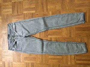 hellgraue Drykorn-Jeans