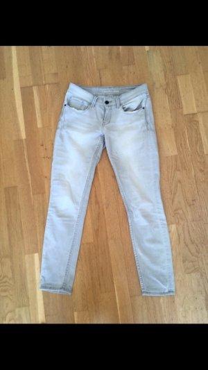 Hellgraue Jeans Calvin Klein