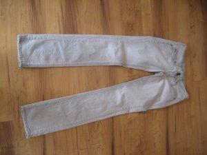 Hellgraue Jeans von Mango