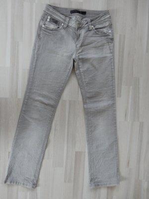 Hellgraue Jeans von Only