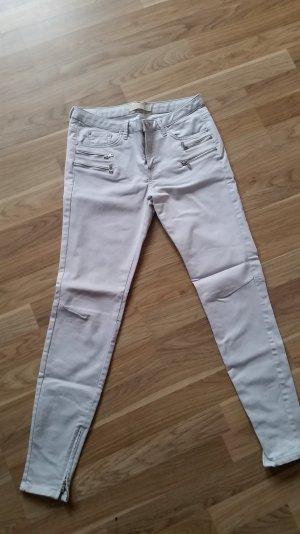 hellgraue Jeans von Zara