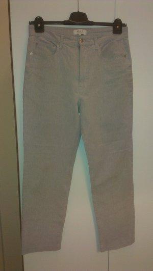 hellgraue leichte Jeans von Mac Form Stella
