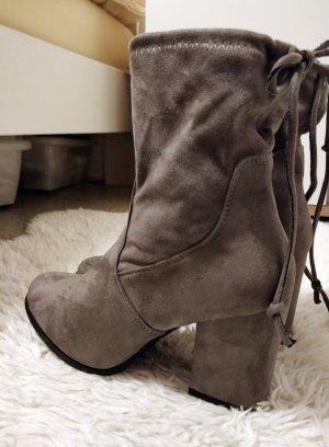 Colloseum Slip-on laarzen lichtgrijs-grijs