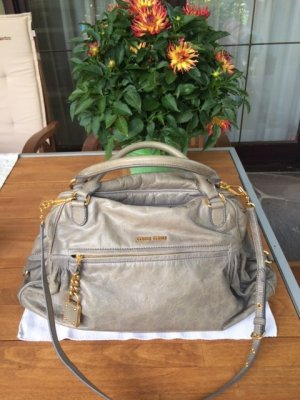 Miu Miu Shoulder Bag multicolored leather