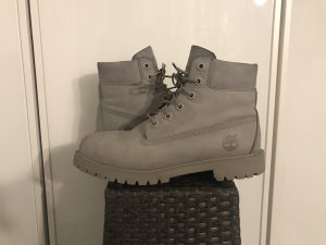 Hellgraue Schuhe von Timberland
