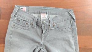 True Religion Jeans skinny grigio chiaro-grigio