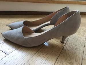 Hellgraue Sommer Pumps von COX