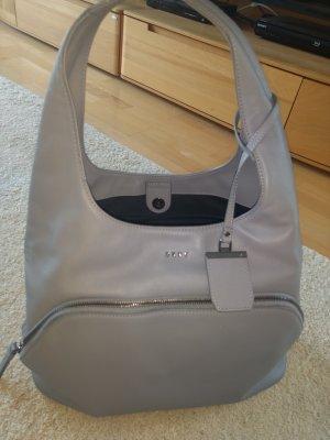 DKNY Shoulder Bag silver-colored