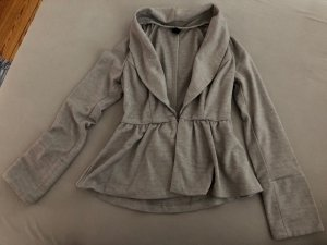 Vero Moda Sweat Blazer light grey