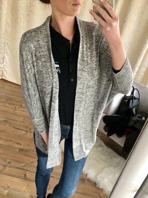 Fleece Vest light grey-grey