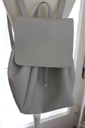 Zara Laptop Backpack light grey-grey