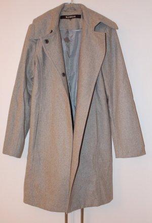 BlendShe Abrigo gris oscuro