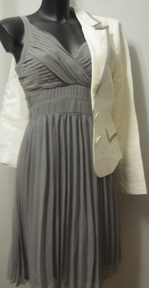 Hellgraues Plissee Sommerkleid von InWear Gr.36