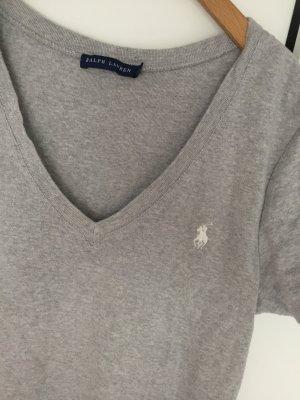 Hellgraues Shirt von Ralph Lauren