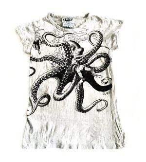 hellgraues t-shirt von sure