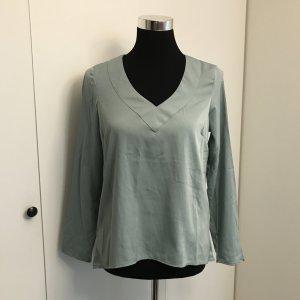 Hellgrün/ Mintfarbene Bluse