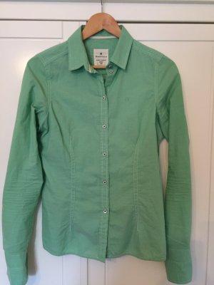 Hellgrüne Bluse von Basefield