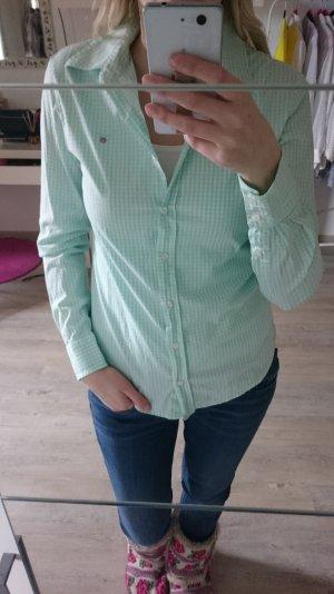 Hellgrüne Bluse von Gant