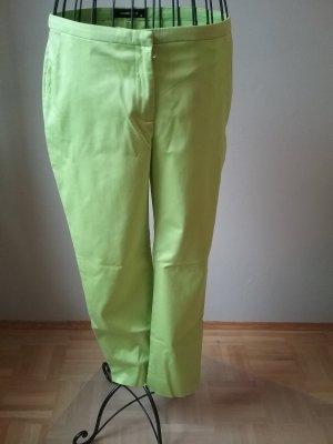 hellgrüne Businesshose