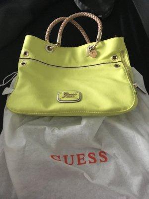 Hellgrüne Guess Tasche - neu