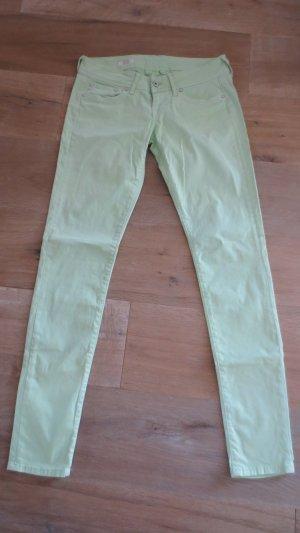 Hellgrüne Hose von Pepe Jeans, W29 L32