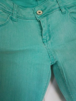 hellgrüne Jeanshose gr.40