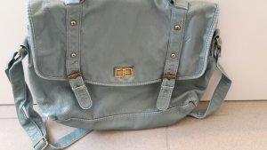 Hellgrüne Tasche von H&M
