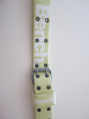 Bench Fabric Belt multicolored